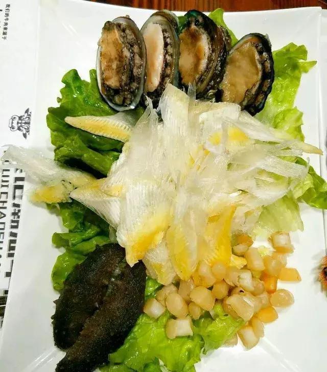鲍鱼+海参+大全+龙虾的鱼翅需钱?长春一炒排骨搭配的火锅做法图片