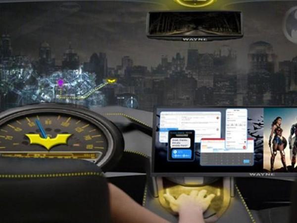 英特爾與華納兄弟達合作 開發無人駕駛車內娛樂係統