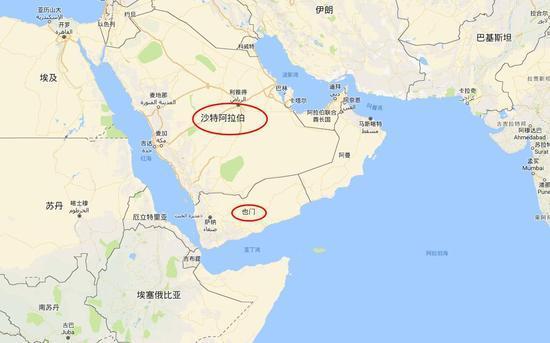 可視作戰爭行為!沙特就也門導彈發射事件指責伊朗