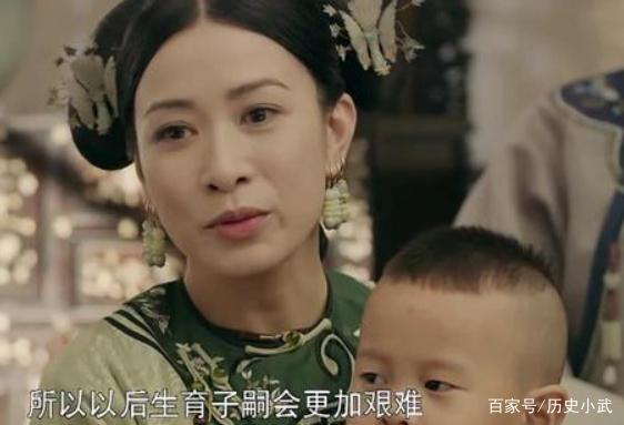 头发第二个皇子,乾隆太子预立皇后,只因颜色一高冷系生下皇后图片