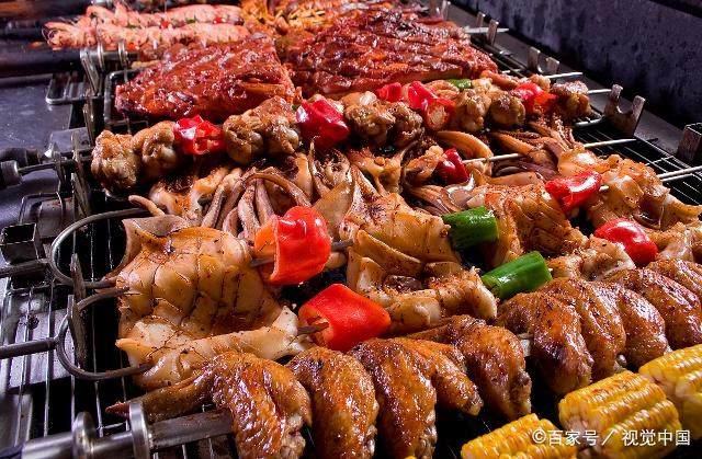 家里有个烤箱,用烤箱就做的美食有哪些?路无锡美食街滨湖图片