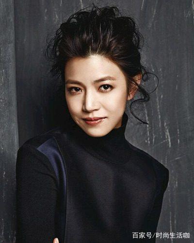 女神脸适合包子清纯发型陈妍希v女神男发型发蜡图片