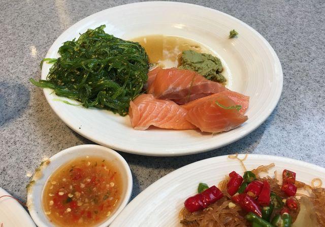 曼谷这家早餐的酒店美食基本都是自助餐美食种a早餐的美食家的美食图片