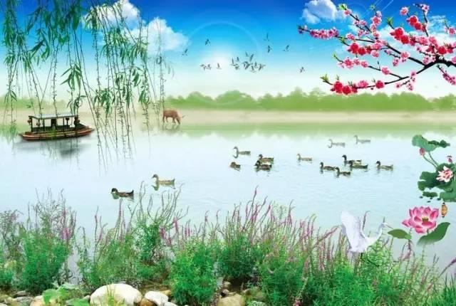 句子小学素材之描写春夏秋冬的优美作文京通北五路小学图片