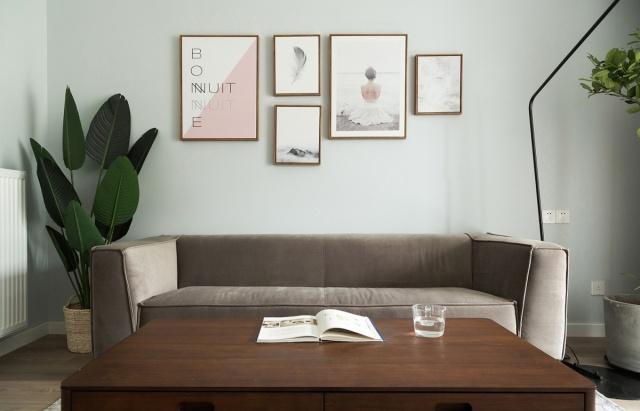 出来十年终于住上新家,98北欧风,打拼装修特钱家具多少香河图片