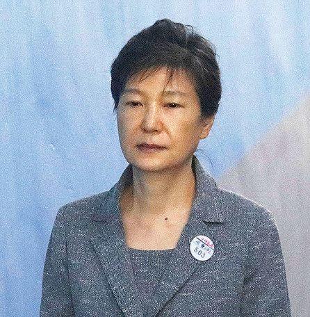 逐出門戶!樸槿惠被自由韓國黨開除黨籍