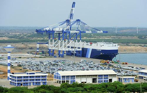 印度斥巨資租世界最空機場監視中方漢班托塔港