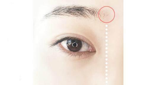 最全画眉修眉技法基础,零妹子的面的也学郭熙卷云皴技巧图片