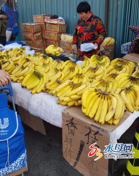 """今年煙台水果賣出""""白菜價""""1元1斤的水果到處都是"""