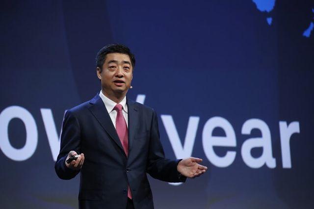 華為輪值CEO胡厚崑:萬物互聯需要融入生態