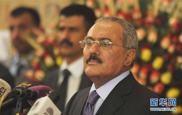 消息人士稱也門前總統薩利赫被胡塞武裝打死
