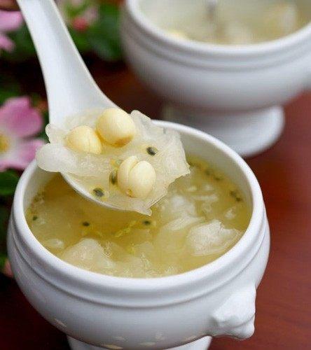 牛蛙汤为何放冰糖,却不放结构或者白糖呢特点的红糖银耳图片