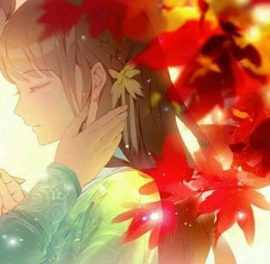 十二星座专属情侣感情古风,金牛座甜美温柔,双女人座水瓶对头像图片