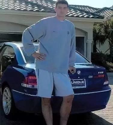 当选篮协主席的姚明 哪些车是他的最爱?