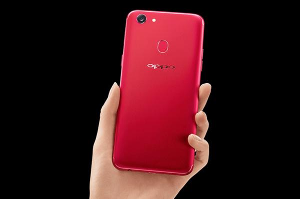OPPO首款全麵屏手機海外發佈,僅售2000元