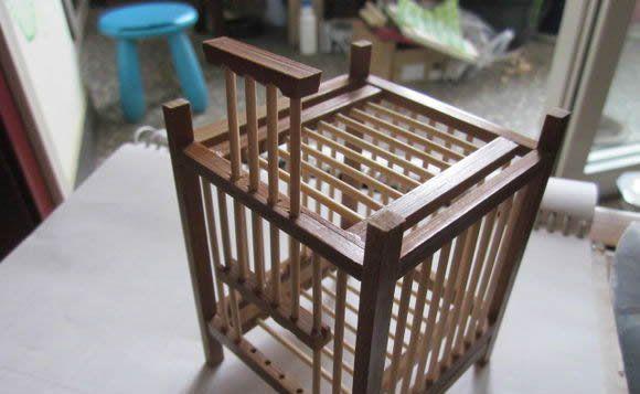 笼子蝈蝈v笼子图解,甚至连尺子都不需要用!理光杯围棋赛图片