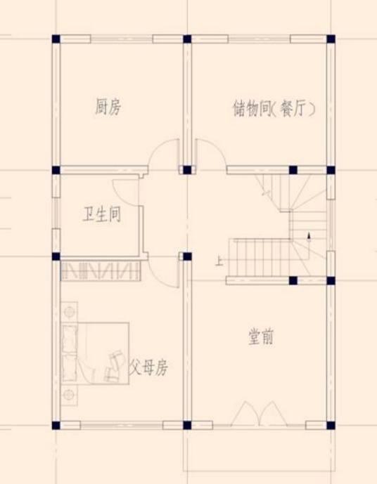 手册不足十米的三层别墅,我来告诉你建v手册机械开间win7版图片