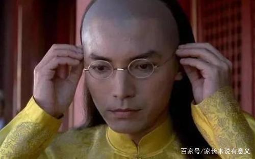清朝男子为何要剃掉一半的头发?这种短发被洋明星脸发型剪钻石图片
