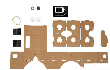 DIY一款属于自己的VR图纸!如何用cad计算眼镜水电图片