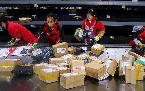 北京互聯網卡殼:快遞幾天未到 人工上門服務無人接單