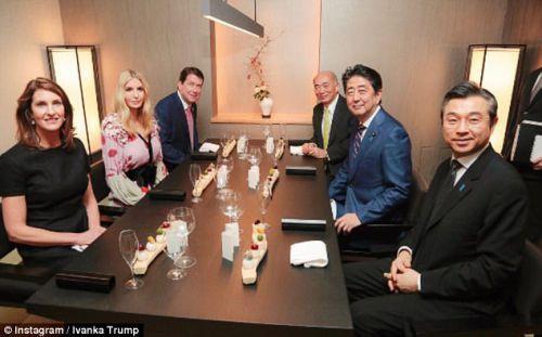韓方受冷待抗議:美日首腦共進四餐 文在寅卻隻能與特朗普喝杯茶