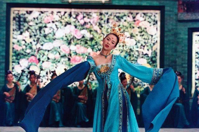 澳门赌场网址:章子怡董洁孙俪为拍戏放弃了舞蹈,她却为舞蹈放弃了拍戏!