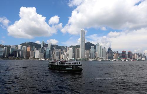 香港2017:經濟增長屢勝預期