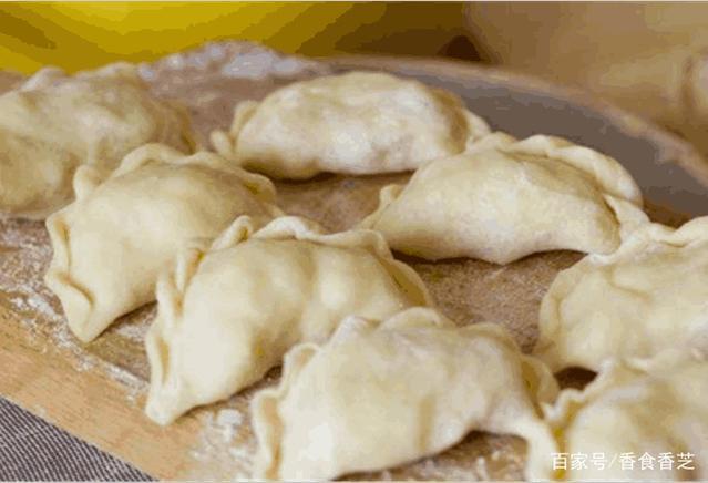 关于今天吃到的来源饺子,有寓意和美食美味高碑市图片