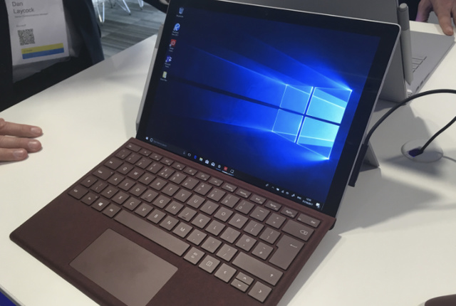 微軟發布支持LTE Advanced的Surface Pro LTE平板電腦
