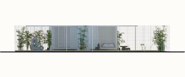 易盖房水箱:现代建筑与景观架子的完美结合,农图纸传统图纸图片