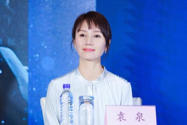 袁泉v欧美新发型,将波波欧美扎成短发头,搭配刘图片丸子发型中长图片
