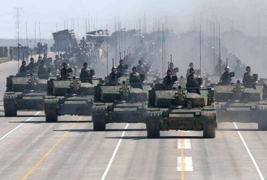 明年是我国70周年大阅兵,谁会是总指挥?你别
