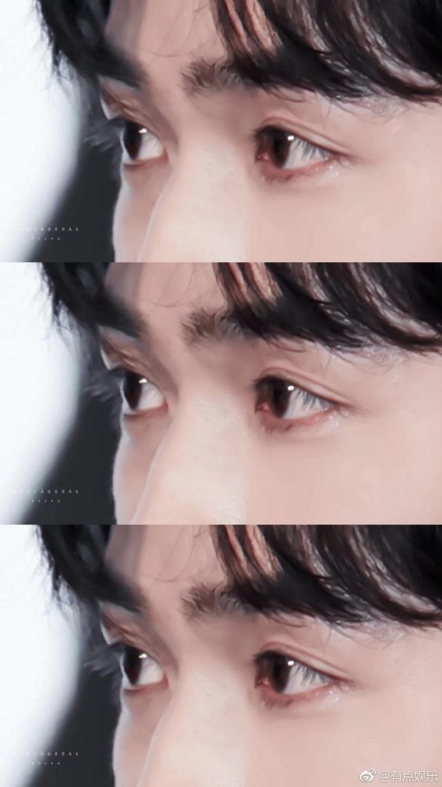 论眼睛对颜值的重要性 细品朱一龙含情脉脉的