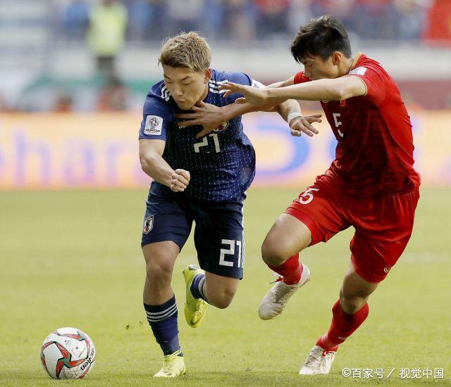 面对球风硬朗的伊朗男足,日本男足身体上的劣