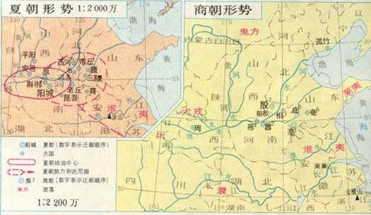 盘点中国古代八大古都,长安排第一,洛阳排第二