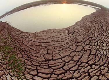 浅谈:五千年来中国西部水环境的变迂