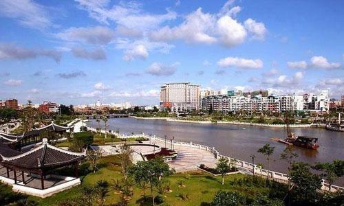 2016年中国GDP排名前10的县级市,均破千亿!