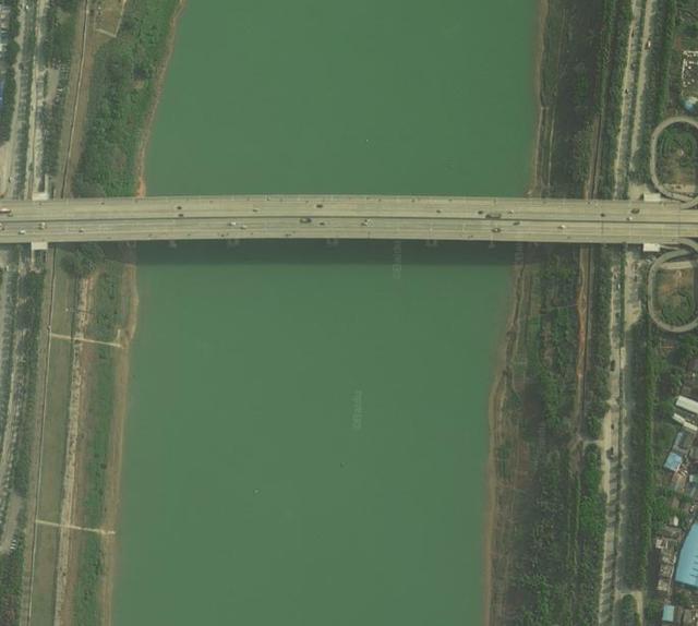 鸟瞰,南宁那些横跨邕江的现代桥梁,邕怎么读