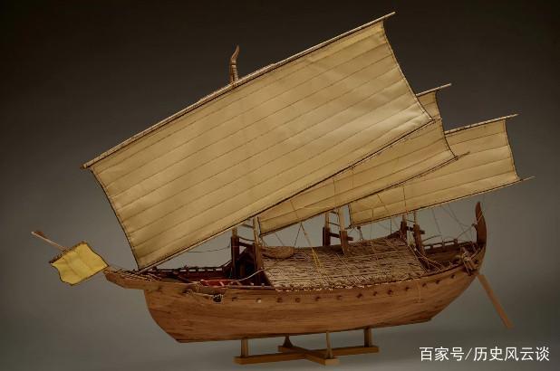 12世纪中国古代建造的沉船打捞和惊人的文物
