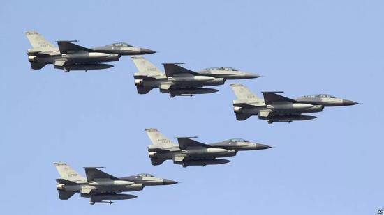 美國欲對台出售F-35B:以防颱空軍被一鍋端