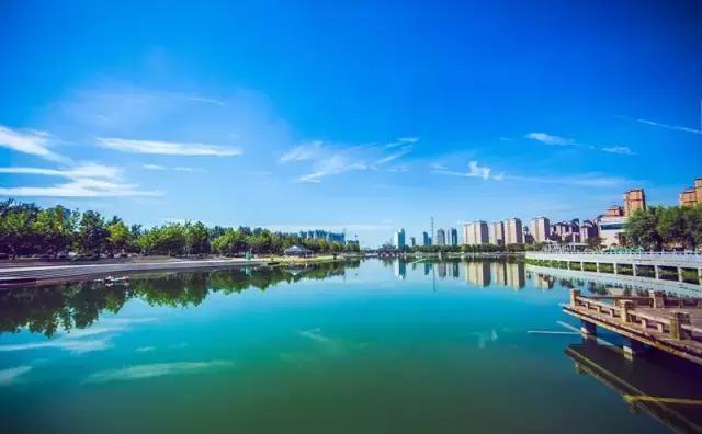 「如今的许昌」人居环境大改善,生态宜居有质