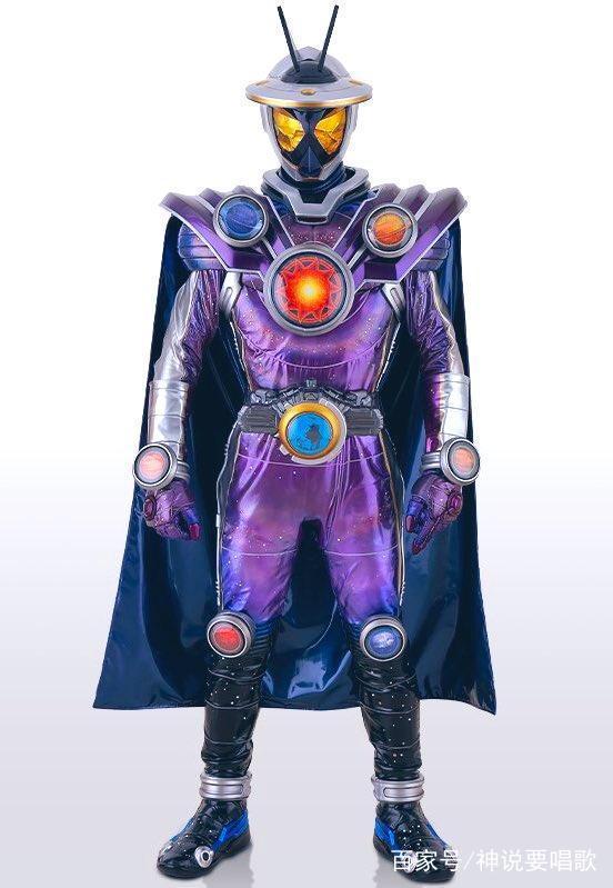 假面骑士zi-o:官方透露第四位未来骑士银河 四