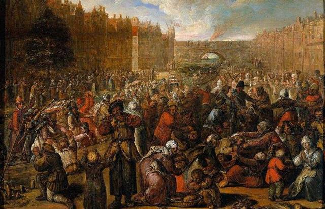 尼德兰革命是人类历史上第一次成功的资产阶级