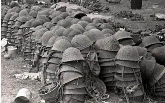 日本人为何在进攻东北时放弃戴钢盔?原来是这