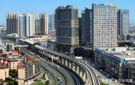 昆山为何是中国最牛县级市?GDP高达3500亿
