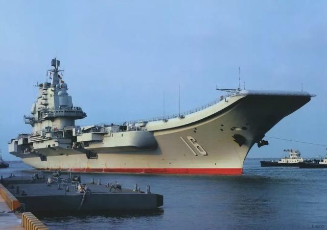巴媒体:中国将向巴基斯坦出售中国首艘航母辽