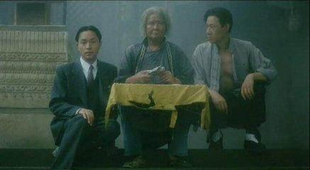 电影 霸王别姬 小豆子被太监怎么了