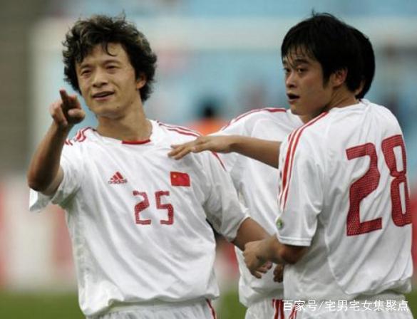 中国足球10大前锋,高洪波跻身前三,吴磊排名垫