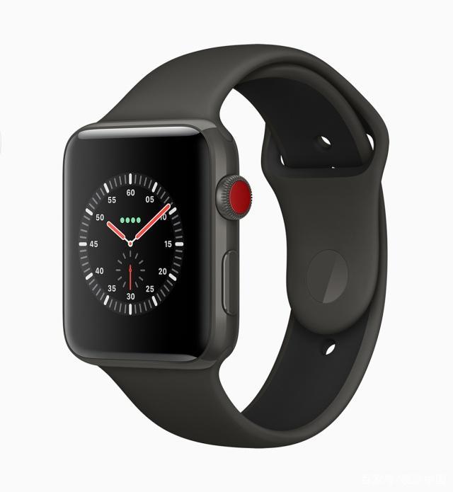 Apple Watch Series 3 GPS 38mm运动带