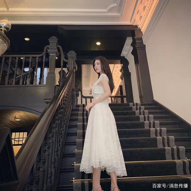 杨环溪最新写真曝光:尽显淑女范,魅力十足
